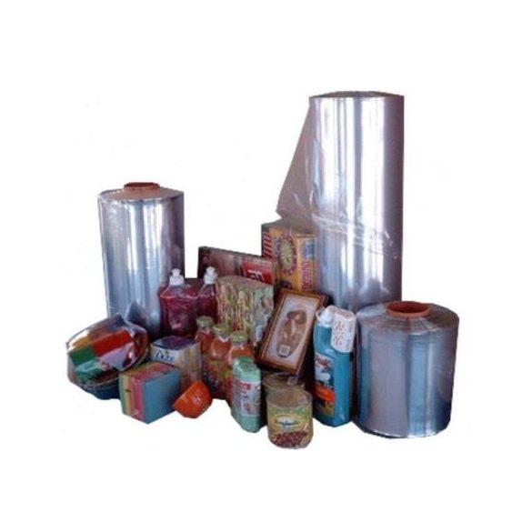 PVC - 350/30 zsugorfólia - féltömlő