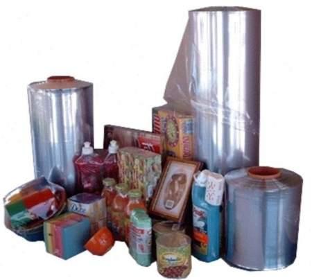 PVC - 500/30 zsugorfólia - féltömlő
