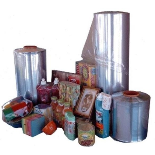 PVC - 700/30 zsugorfólia - féltömlő