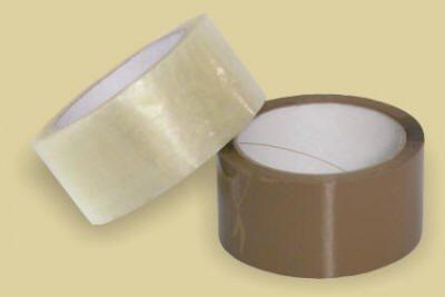 Transzparens ragasztószalag - HOT-MELT
